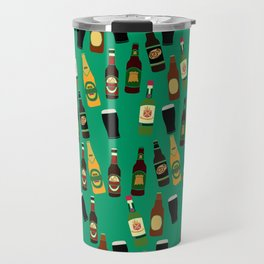 Funny Alcohol Botles Travel Mug