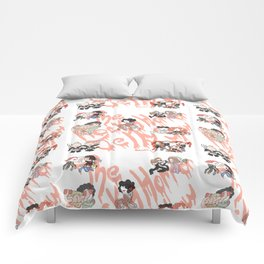 Rocky Horror Jelly Show Comforters