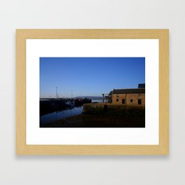 Stromness, The Orkneys Framed Art Print