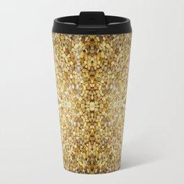 Egypt Stones Pattern Travel Mug
