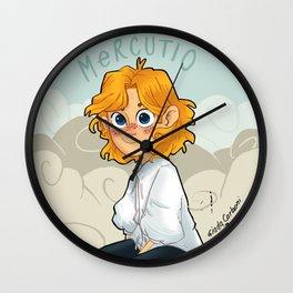 Mercutio Wall Clock