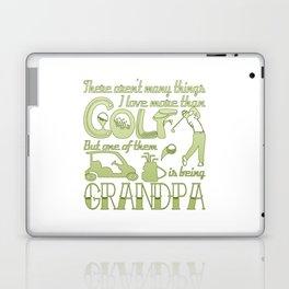 Golf Grandpa Laptop & iPad Skin
