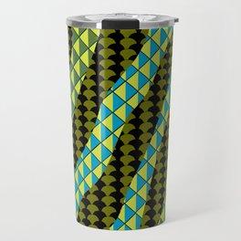 snake stripes Travel Mug