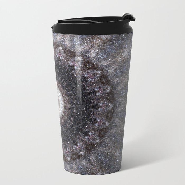 Suki (Space Mandala) Metal Travel Mug