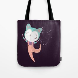 Dance Dreams (Purple) Tote Bag