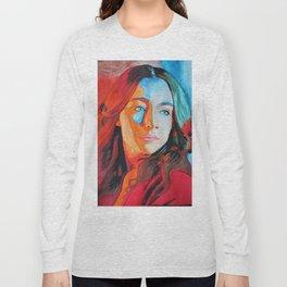 Saoirse Ronan Long Sleeve T-shirt
