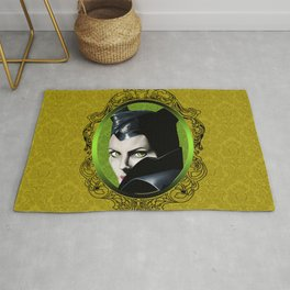 Maleficent Rug