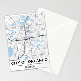 City of Orlando, Florida Stationery Cards