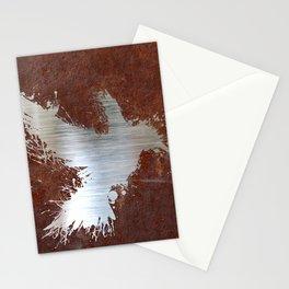 Hummingsplat Rusty Stationery Cards