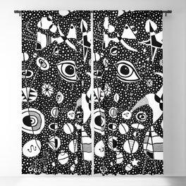 Joan Miró - Constellations Blackout Curtain