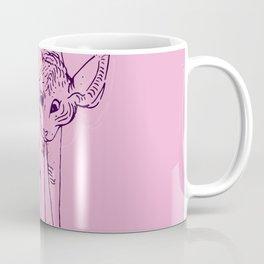 Nude Boy Coffee Mug