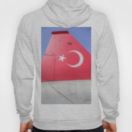 Turkish Air Force Logo Hoody