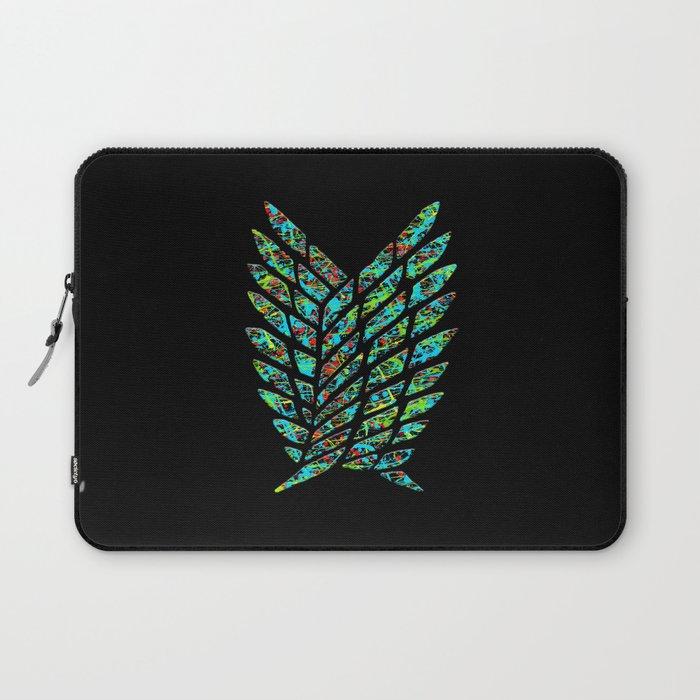 Freedom Grunge Laptop Sleeve