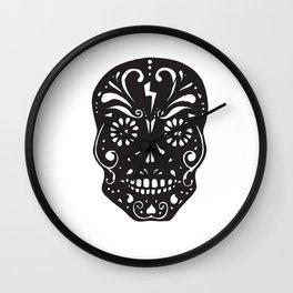Some Like It Muerto Wall Clock