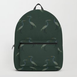 Camouflage: The Crane Backpack