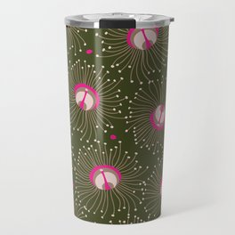 Eucalyptus Flowers Travel Mug