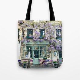 Au Vieux Paris Tote Bag