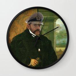 Kaiser K Wall Clock