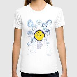 LEEDS UNITED 1972 T-shirt