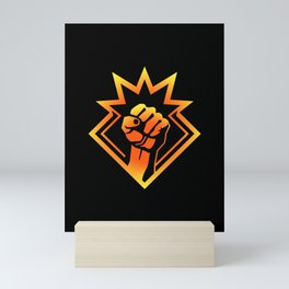 Demolitionist Mini Art Print