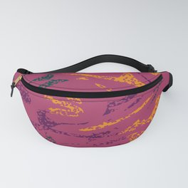 abstract 053 Fanny Pack