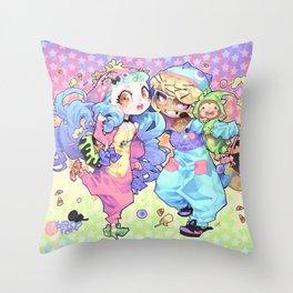 kigurumi Throw Pillow