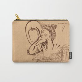 Girl just wanna have fly Carry-All Pouch