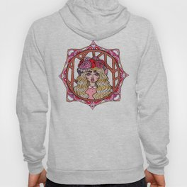 Crowned with Blossoms Hoody