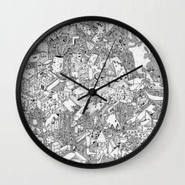 Welkom Wall Clock