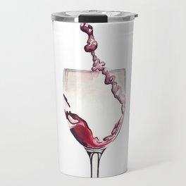 Relax, there's wine! Travel Mug