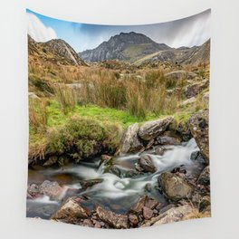 Tryfan Snowdonia National Park Wall Tapestry