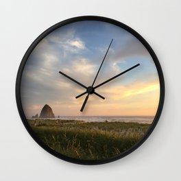 The Haystack Wall Clock
