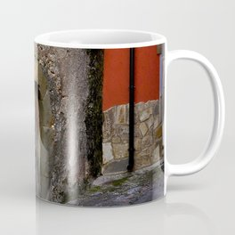 Medieval village of Sicily Coffee Mug