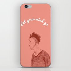 Let Your Mind Go(o) iPhone & iPod Skin
