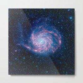 806. Pinwheel Looks Fab in Infrared Metal Print