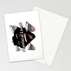 Maniacal Laugh Stationery Cards