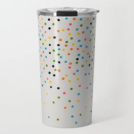 Polka Don't Travel Mug