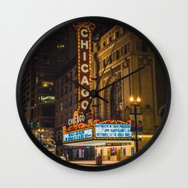 Balaban and Katz Chicago Theatre Wall Clock