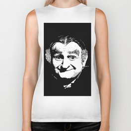 Grandpa Munster from the Munsters Biker Tank