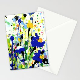 Deep In The Meadow 2 by Kathy Morton Stanion Stationery Cards