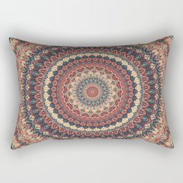Mandala 595 Rectangular Pillow