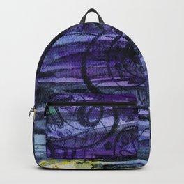 Golden Lady Backpack