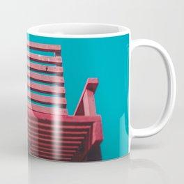 Red Chair in the Sky Coffee Mug