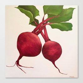 Beets Canvas Print