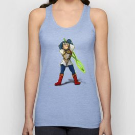 A Link to the Oni Unisex Tank Top
