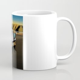 Where Time Stands Still - Surreal Sydney  Coffee Mug