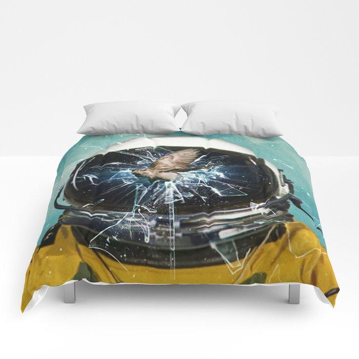 the escape 2 Comforters