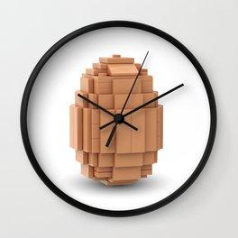 Eggo my Leggo Wall Clock