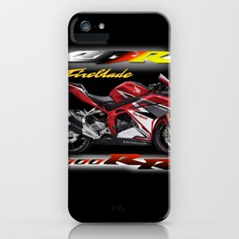 CBR Veneno iPhone Case