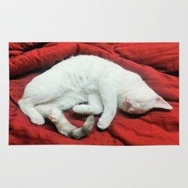 Elektra Caught Napping  Rug